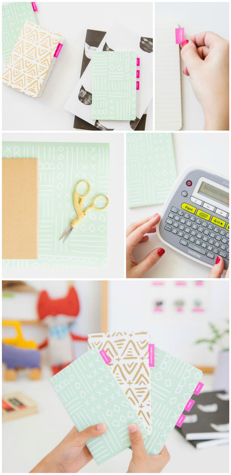 Decorate your day with diy pocket planners planners for Planner design ideas