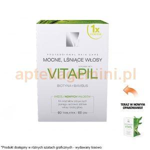 Vitapil jest bogatym źródłem składników odżywczych