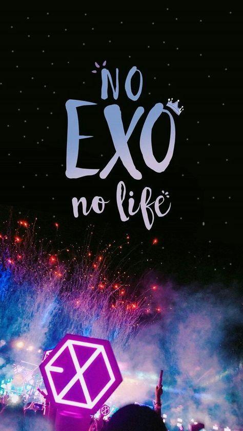 |EXO| •Fondo de pantalla #noEXOoLIFE♡