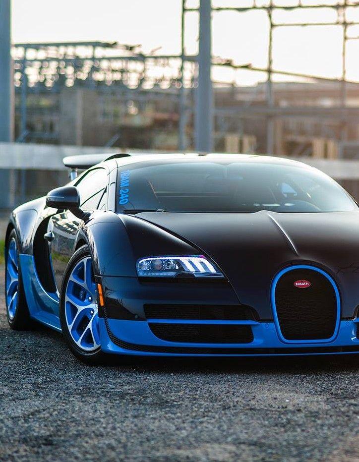 Bugatti Veyron Vitesse fucking awesome