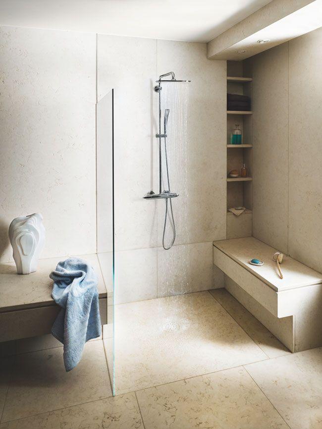 23 besten Bad Bilder auf Pinterest Badezimmer, Badezimmerideen - kieselsteine im bad