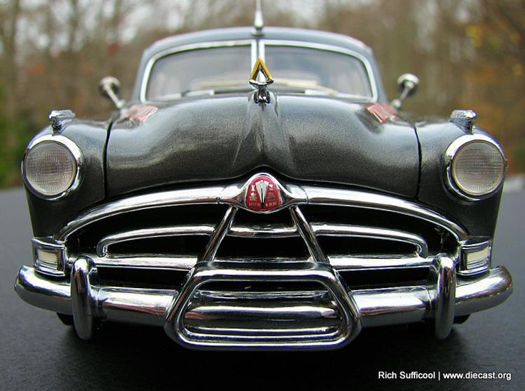 mint 124 1951 hudson hornet club coupe
