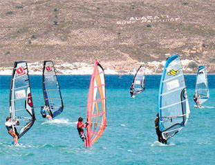 Wind Surf - Alacati Cesme Turkey
