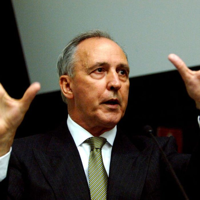 ,,,and speaking ~ The collected insults of former PM Paul Keating