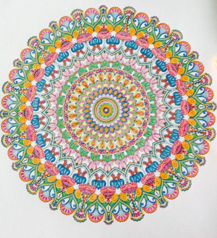 Pin by Terri Colbert on Coloring Mandalas Mandala