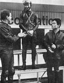 1963-世界選手権レ-ス  フランスGPのDegner・Anscheidt・市野