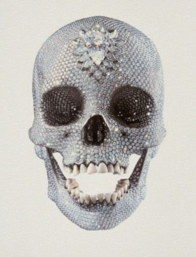 For the Love of God - Damien Hirst prints http://www.printed-editions.com/art-print/damien-hirst-for-the-love-of-god-61620