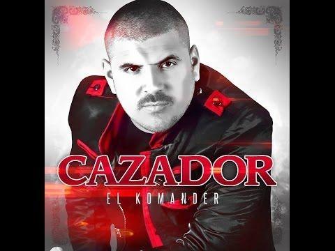 """MIX EL KOMANDER DISCO COMPLETO Cazador (Alfredo Rios """"El Komander"""" - Cazador 2014"""