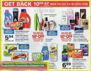 Free Printable Tide Coupons