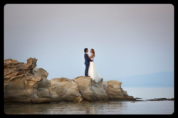After Wedding #wedding #afterwedding #bride #groom #weddingdress #landscape