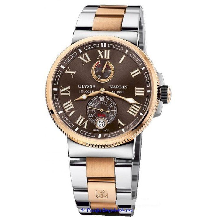 Ulysse Nardin Marine Chronometer 1185-126-8M/45