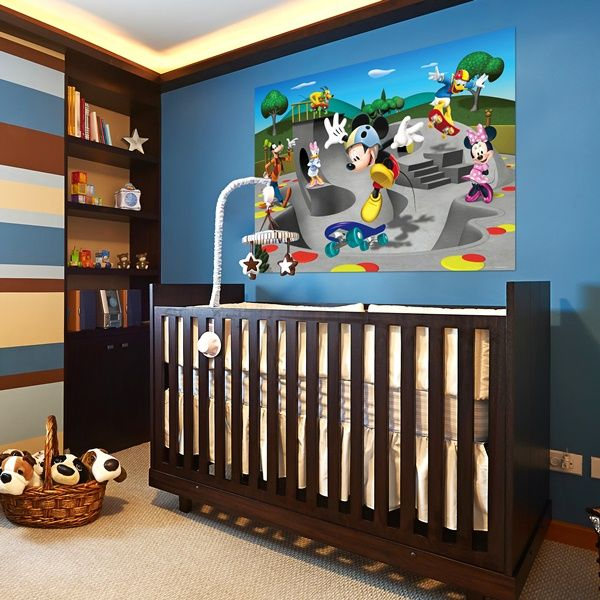 9 best images about fotomurales disney mini on pinterest for Fotomurales infantiles