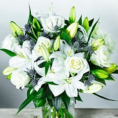 Scented Lily & Rose Bouquet
