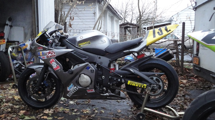 2004 Yamaha R6s - http://get.sm/28Nx1DT #wera Yamaha