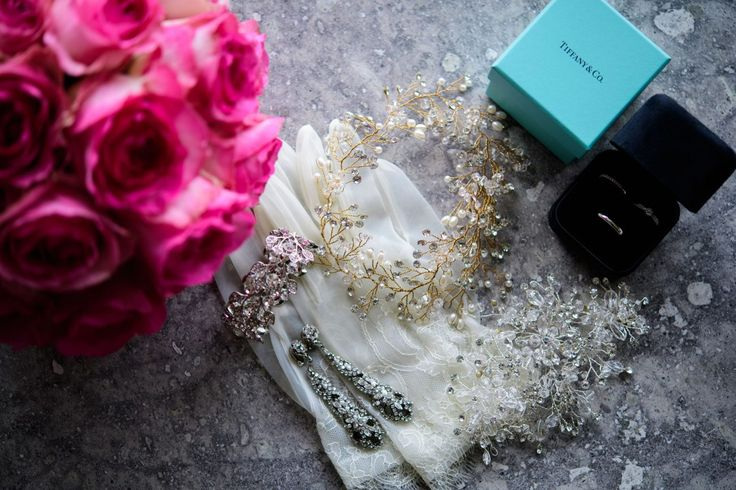 photography:unison  #パレスホテル東京 #結婚式 #ジュエリー #ヘッドピース #ヘアアクセサリー #結婚指輪 #ティファニー