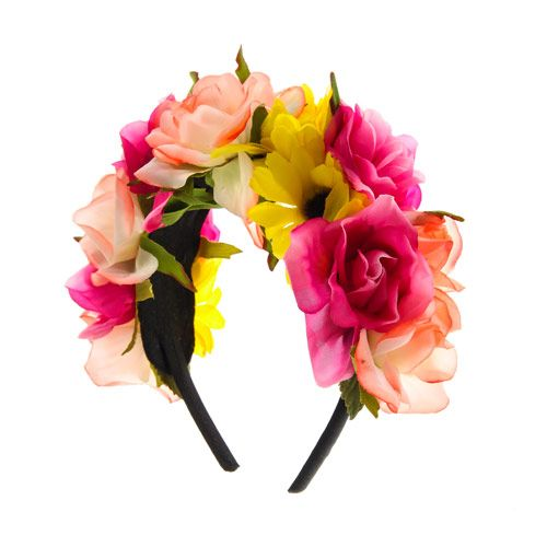 Floral headband - bought!