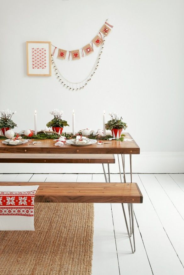 Etsy Nordic Christmas. Styling by Knot & Pop