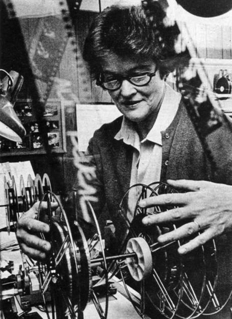 Dede Allen, film editor