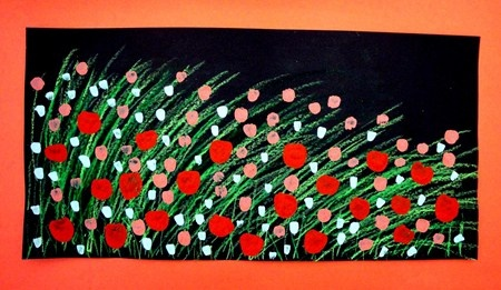 kinder poppy fields (wizard of oz)
