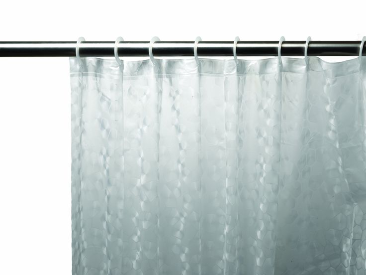 Curtains Ideas clear shower curtain hooks : 17 Best images about Home > Bath -G-ShwrC clear on Pinterest ...