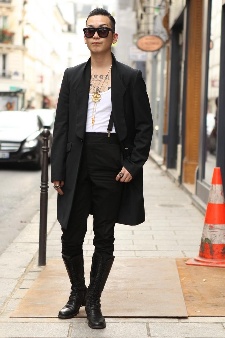 yakuza clothing style -#main