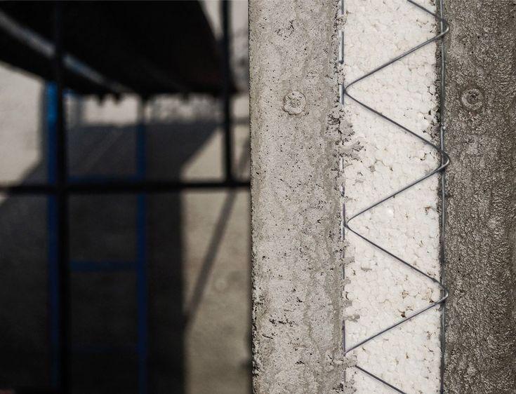 Materiales: Termomuro, solución estructural con propiedades térmicas