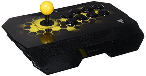 Qanba Drone Joystick for PlayStation 4 and PlayStation 3 and PC Fighting stick Officially Licensed Sony Product * Be sure to check out this awesome product.