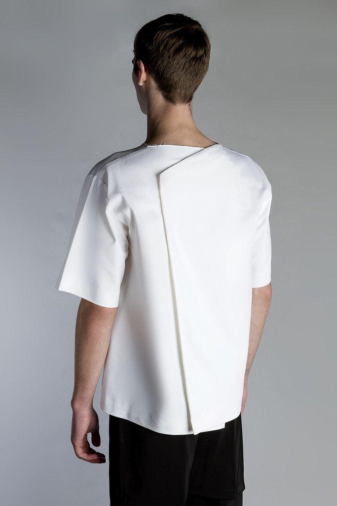 Envelope T-shirt – K L A R : S/S 13
