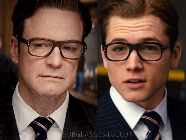 Eggsy Glasses
