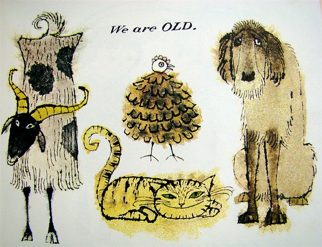 Old by Alice and Martin Provensen