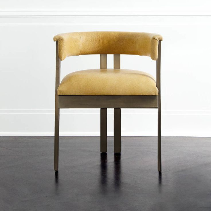 A Truly Classic Form With Modern Proportions, The Elliott Chair Is Elegant  And Beautiful From All Angles And Is Perfect As A Desk Or Dining Chair.
