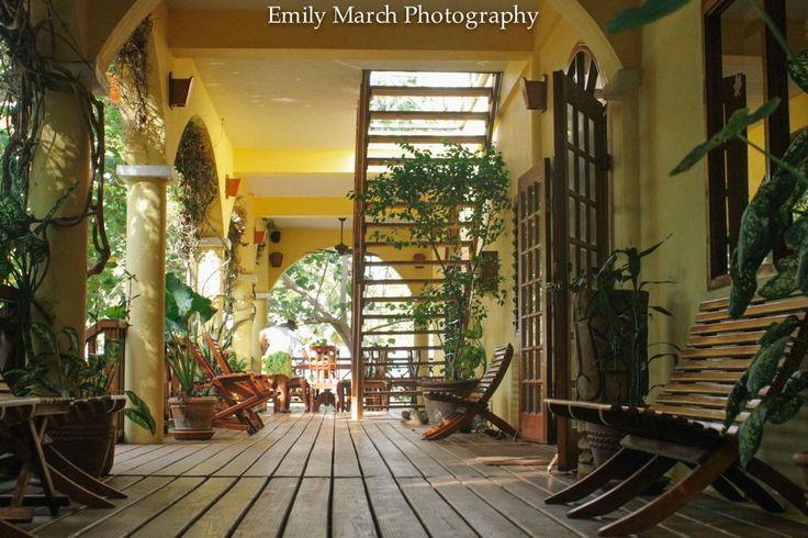 Hôtel Hopkins, Belize