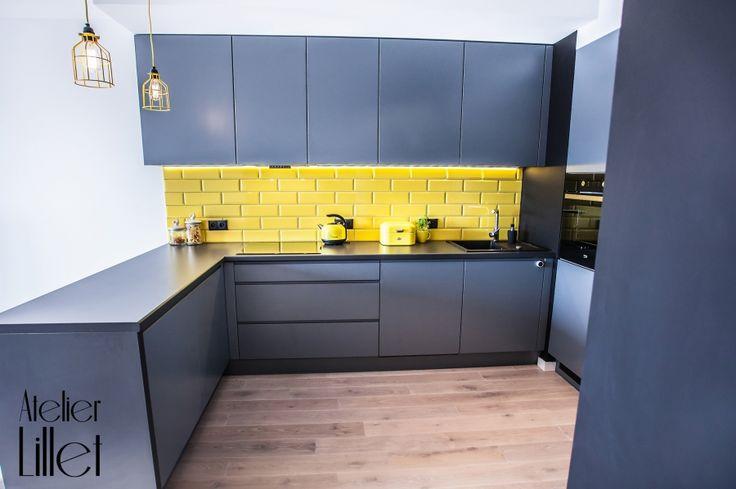 Ergonomiczny układ przestrzeni roboczej w kuchni