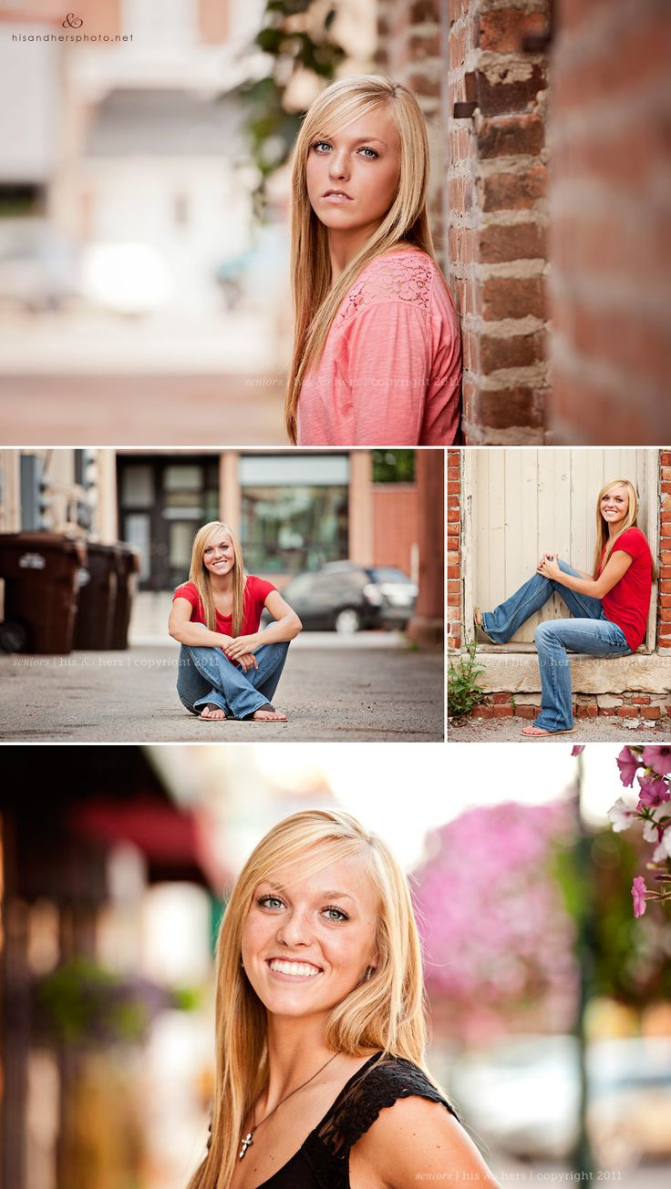 des moines iowa high school senior portraits | his & hers photography