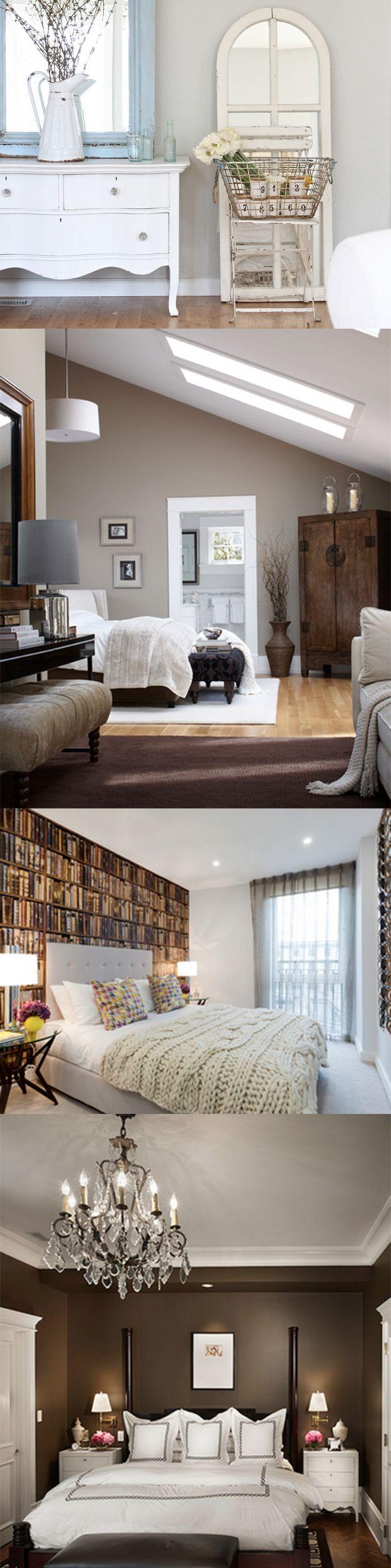 muebles hipopotamo como decorar dormitorio habitacion matrimonio tonos blancos estilo clasico