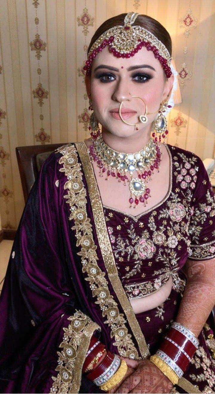 Pin By Shivani Rastogi On Wedding Make Up Bridal Wear
