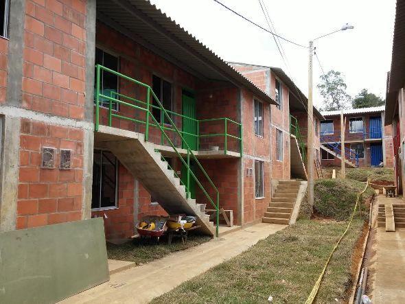 Este mes concluirán las obras en la urbanización Altos del Clavel