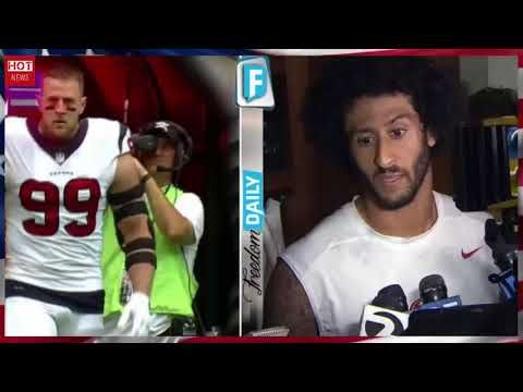 Badass Texans Player Just Beat Down Every Whiny Protester On His Field W...