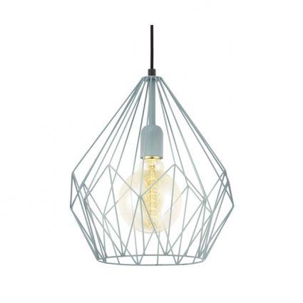 Eiffel függőlámpa menta – Függőlámpák - ID Design Kiegészítők - Lámpa