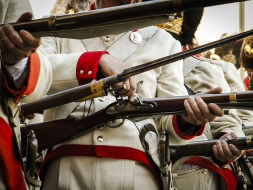 Why the 2nd Amendment Applies Only to Your Muskets and Dueling Pistols