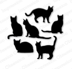 Cat Set - DIE083-K: