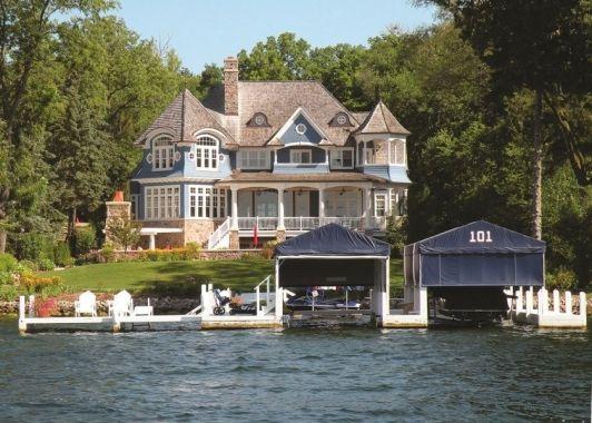 10 Best Docks Amp Bulkhead Images On Pinterest Boathouse