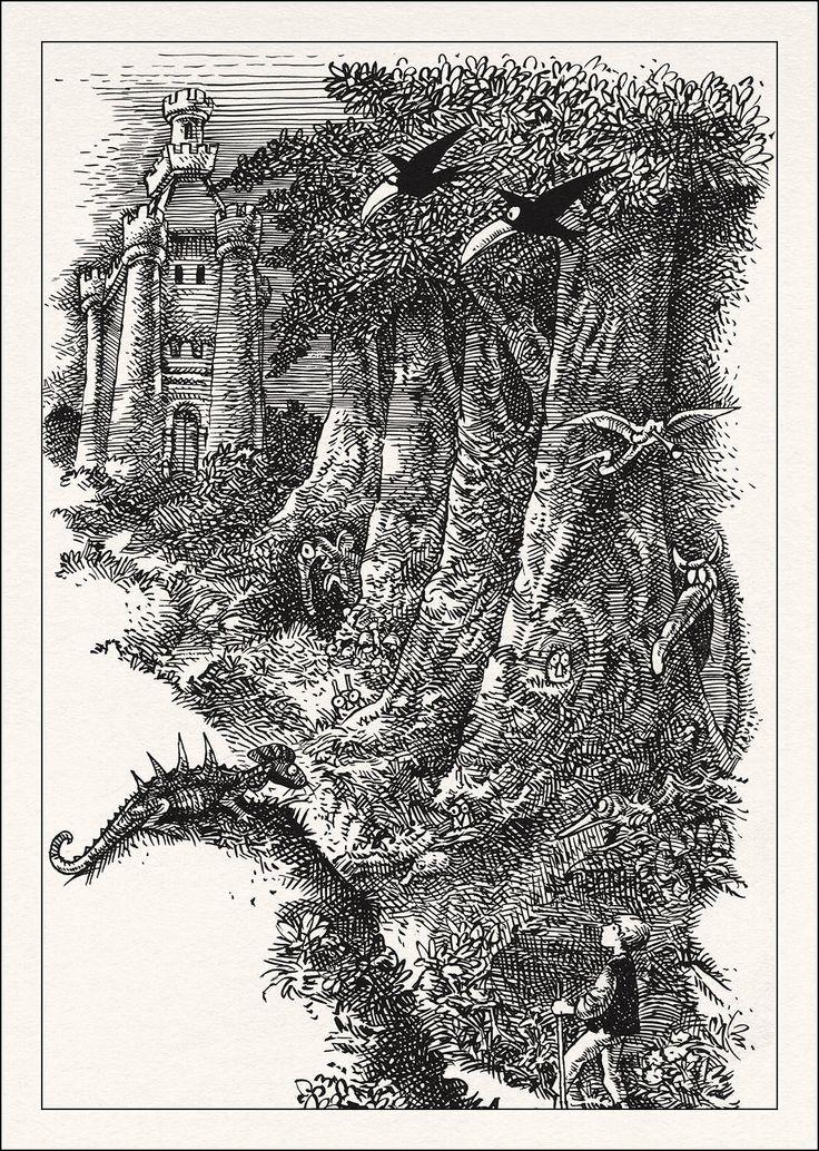 Das Geisterkarussell - Book Graphics