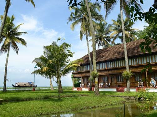 Coconut Lagoon  Beach Resort Kumarakom
