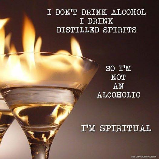 spiritual ;-)