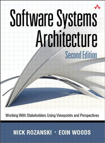Software Systems Architecture 2nd Edition Pdf Download e-Book