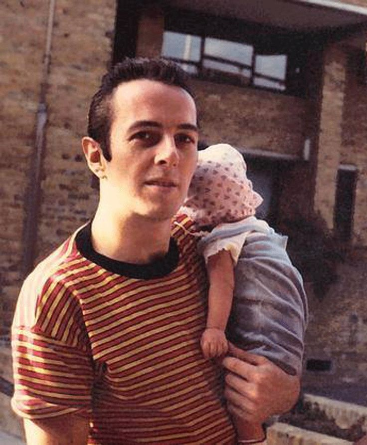 I don't have any othermessage than don't forget you are alive, Joe Strummer.