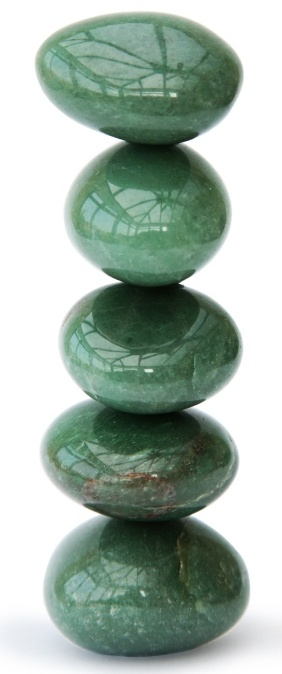 jade- even if these rocks were the most pedestrian type I'd still be pinning this because those balancing skills are amazing.
