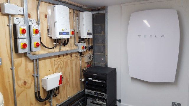 Solaredge + Tesla Powerwall  by Empower Energy