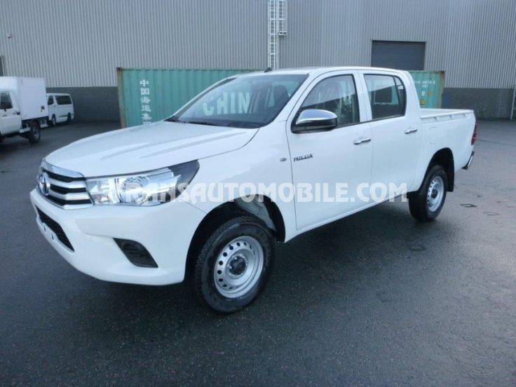 Toyota Hilux/REVO Pick up double cabin 2.5L D4D  PACK SAFETY (2016) https://www.transautomobile.com/fr/A-1862?PI